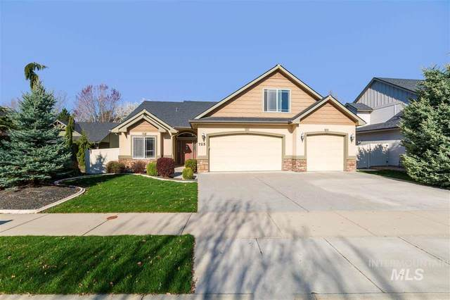 725 N Shadowridge Ave., Eagle, ID 83616 (MLS #98763439) :: Team One Group Real Estate