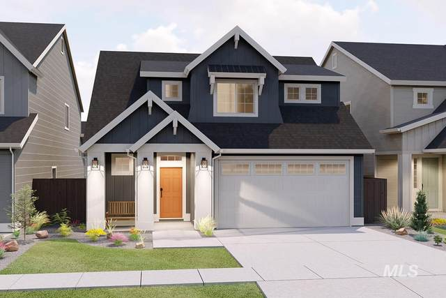 10105 Irongate Dr., Nampa, ID 83687 (MLS #98763451) :: Story Real Estate