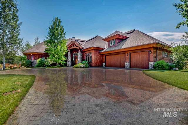 19 Azure Ct, Donnelly, ID 83615 (MLS #98763505) :: Story Real Estate