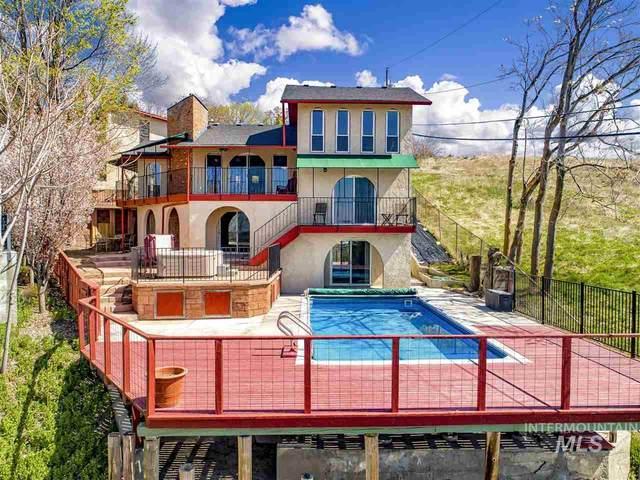 121 W Horizon Circle, Boise, ID 83702 (MLS #98763530) :: Team One Group Real Estate