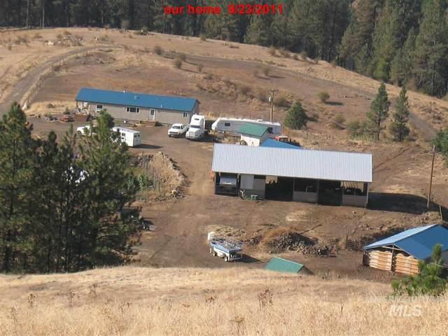 3608 Hwy 13, Stites, ID 83552 (MLS #98763591) :: Boise Home Pros