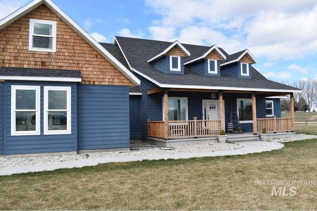 134 E 100 S, Burley, ID 83318 (MLS #98763713) :: New View Team