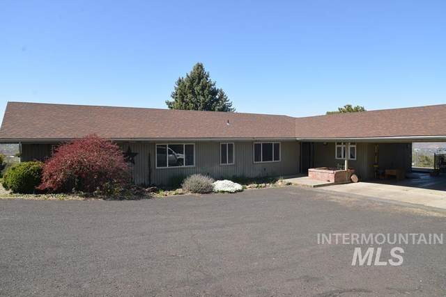 163 Hillcrest Rd, Lewiston, ID 83501 (MLS #98763805) :: Juniper Realty Group