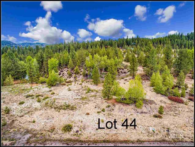 Lot 44 Mores Creek Dr, Idaho City, ID 83631 (MLS #98763942) :: Jon Gosche Real Estate, LLC