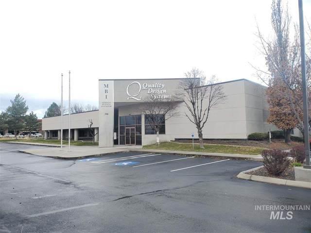 390 Corporate Dr, Meridian, ID 83642 (MLS #98763959) :: Michael Ryan Real Estate