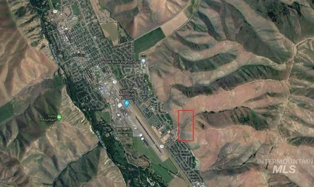 541 W 7th St, Hailey, ID 83333 (MLS #98763998) :: Boise River Realty