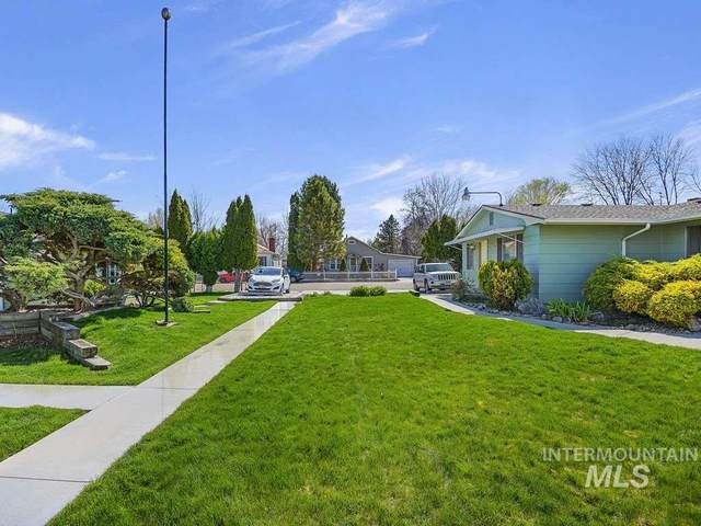 1715 Willow St., Caldwell, ID 83605 (MLS #98764026) :: New View Team