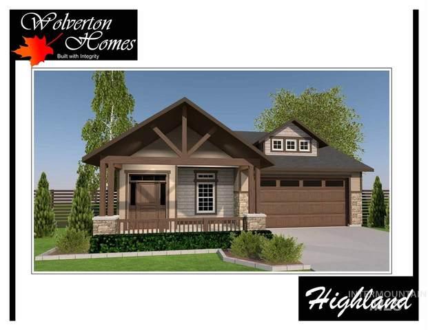 705 Twilight Loop, Twin Falls, ID 83301 (MLS #98764102) :: Jon Gosche Real Estate, LLC