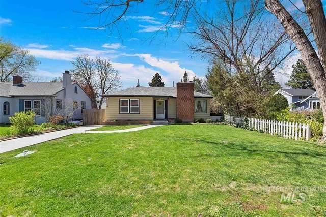 2411 N 20th Street, Boise, ID 83702 (MLS #98764162) :: Team One Group Real Estate