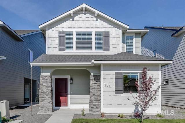 750 E Springloyd St, Meridian, ID 83642 (MLS #98764247) :: Story Real Estate