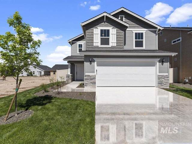 7658 S Boysenberry Avenue, Boise, ID 83709 (MLS #98764293) :: City of Trees Real Estate