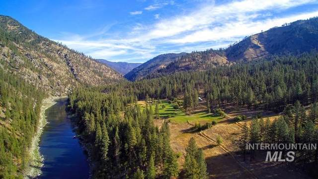 Salmon River, Riggins, ID 83549 (MLS #98764294) :: Boise River Realty