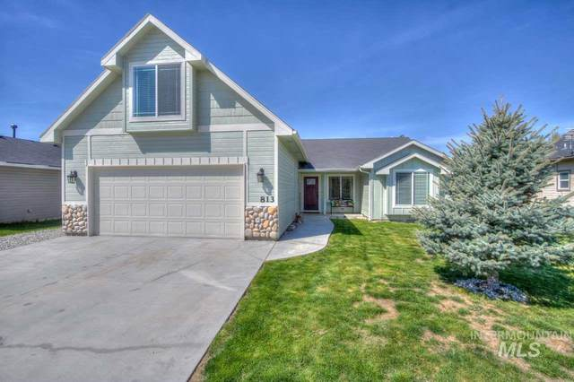 813 Comanche Trail, Emmett, ID 83617 (MLS #98764460) :: Boise River Realty