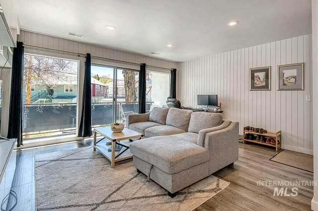 925 N 9th Street #22, Boise, ID 83702 (MLS #98764504) :: Team One Group Real Estate