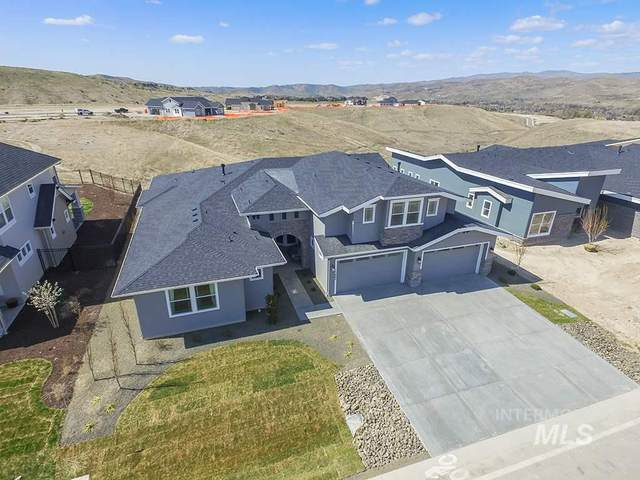 11463 N Barn Owl Way, Boise, ID 83714 (MLS #98764534) :: Team One Group Real Estate