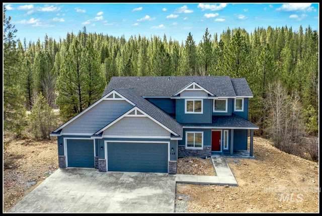 115 Mores Creek Dr, Idaho City, ID 83631 (MLS #98764588) :: Beasley Realty