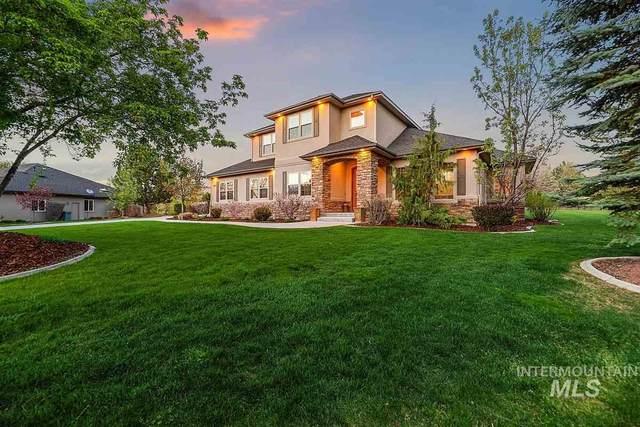 2643 E Aspenwood Ct, Eagle, ID 83616 (MLS #98764856) :: Jon Gosche Real Estate, LLC