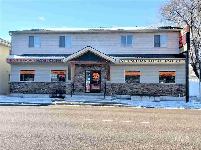639 S 5th, Pocatello, ID 83201 (MLS #98764924) :: Navigate Real Estate