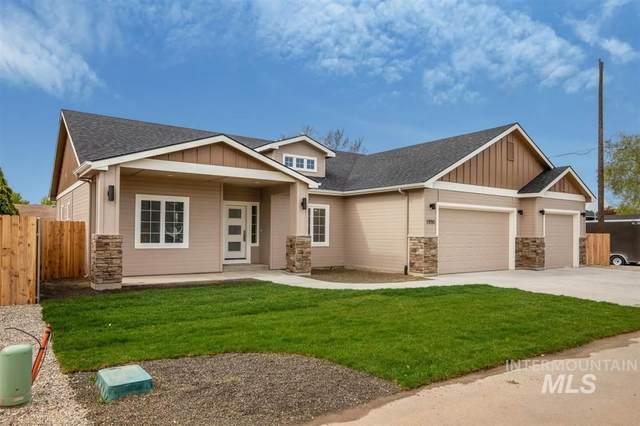 1990 S Eagleson, Boise, ID 83705 (MLS #98765073) :: Boise River Realty