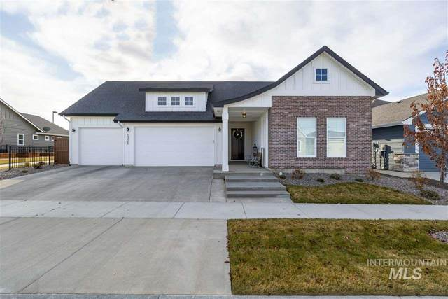 1321 W Bolton Ln, Eagle, ID 83646 (MLS #98765212) :: Story Real Estate