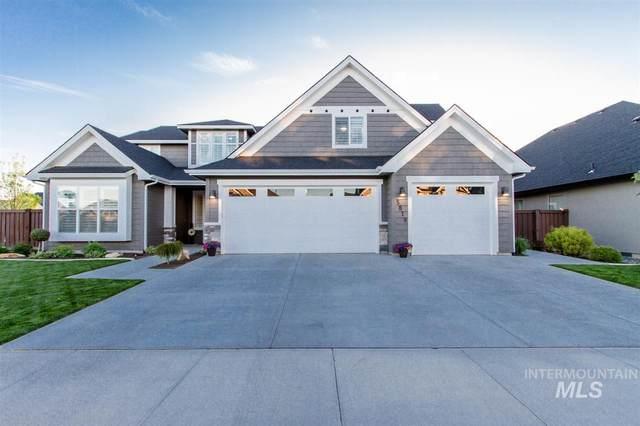 5819 N Bolsena, Meridian, ID 83646 (MLS #98765238) :: Boise River Realty