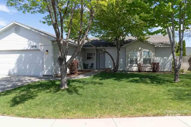 3076 N Cape Cod, Meridian, ID 83646 (MLS #98765322) :: Story Real Estate