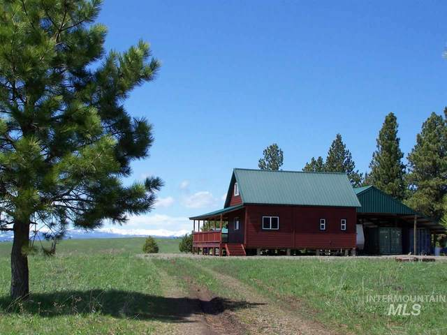 TBD Ditch Creek Rd, Council, ID 83612 (MLS #98765569) :: New View Team