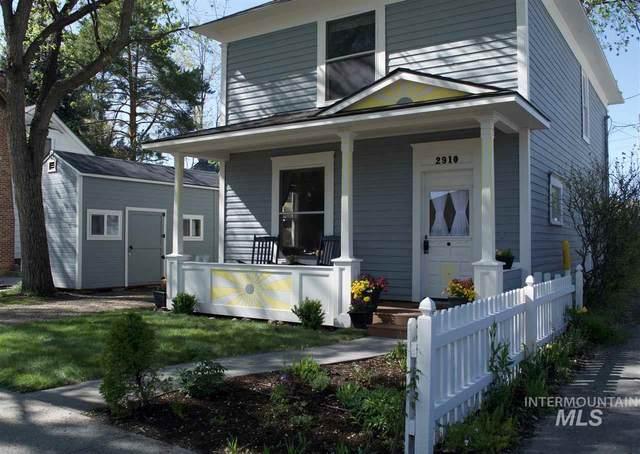 2910 W Good Street, Boise, ID 83703 (MLS #98765595) :: Michael Ryan Real Estate