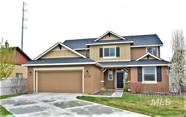 5176 W Los Flores Street, Meridian, ID 83646 (MLS #98765621) :: Story Real Estate