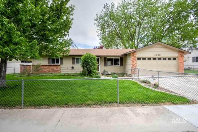4422 N Dalton Ln, Boise, ID 83704 (MLS #98765680) :: Boise River Realty