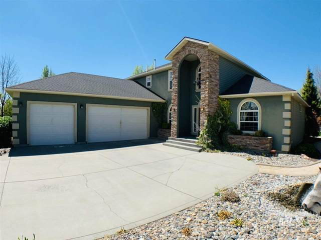 833 Morning Sun, Twin Falls, ID 83301 (MLS #98765684) :: Minegar Gamble Premier Real Estate Services