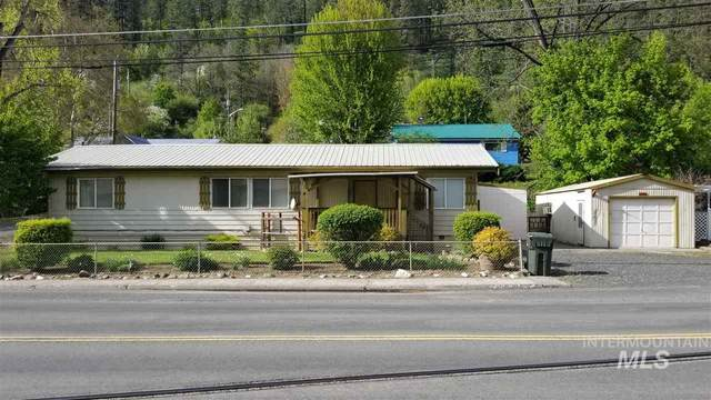 1660 Michigan Ave, Orofino, ID 83544 (MLS #98765712) :: Epic Realty