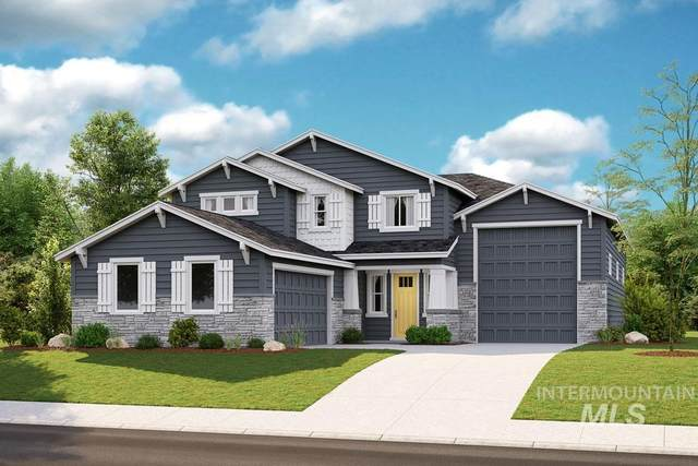 5874 S Cubola Way, Meridian, ID 83642 (MLS #98765759) :: City of Trees Real Estate