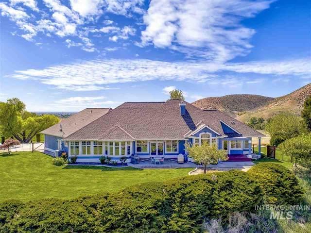 14950 N Spring Creek Lane, Boise, ID 83714 (MLS #98765772) :: Story Real Estate