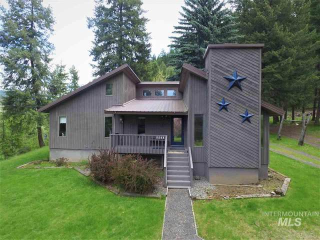 8420 Harmony Heights Loop, Orofino, ID 83544 (MLS #98765775) :: Epic Realty