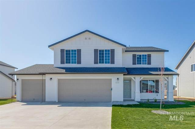 17642 N Newdale Ave., Nampa, ID 83687 (MLS #98765798) :: Boise River Realty