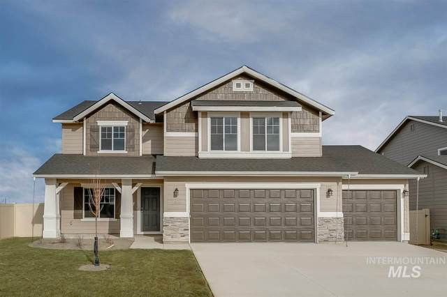 6836 S Catfish Creek Ave, Meridian, ID 83642 (MLS #98765861) :: Story Real Estate