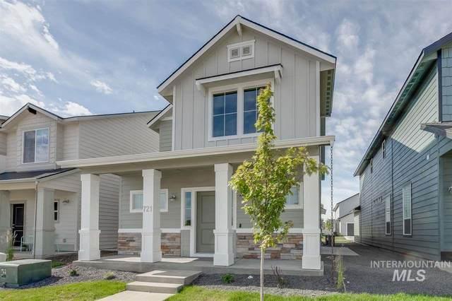 738 E Springloyd St, Meridian, ID 83642 (MLS #98765868) :: Story Real Estate