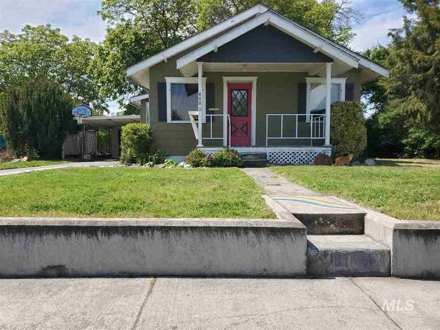 408 12th Street, Clarkston, WA 99403 (MLS #98765914) :: Adam Alexander