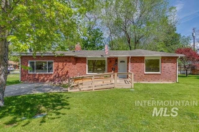 210 S Harding St, Boise, ID 83705 (MLS #98765935) :: Jon Gosche Real Estate, LLC