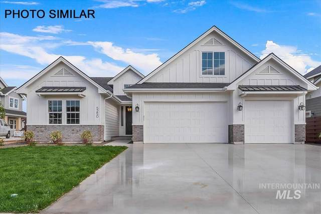 5478 N Exeter Way, Meridian, ID 83646 (MLS #98765936) :: Story Real Estate