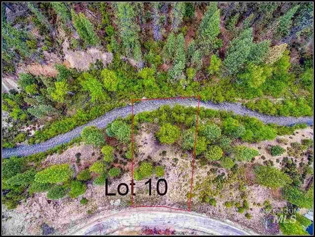 Lot 10 Mores Creek Crossing, Idaho City, ID 83631 (MLS #98765943) :: New View Team