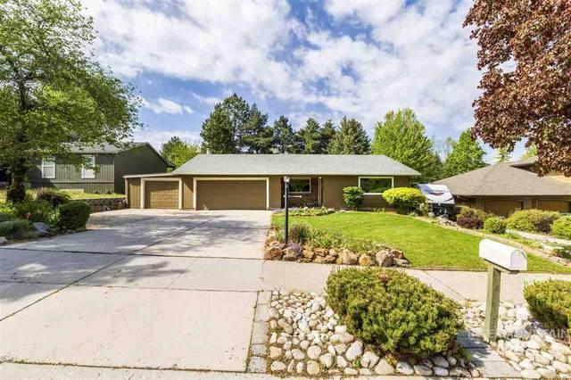 1497 E Roanoke, Boise, ID 83712 (MLS #98766010) :: City of Trees Real Estate