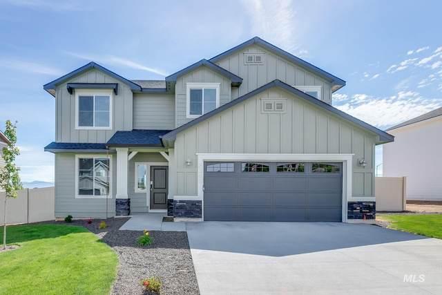2346 S Knotty Timber Pl, Meridian, ID 83642 (MLS #98766191) :: Jon Gosche Real Estate, LLC