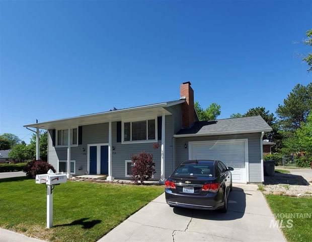 1716 W Annett Cir, Boise, ID 83705 (MLS #98766258) :: Boise Home Pros