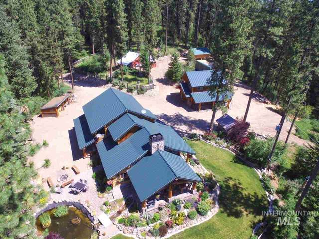 27 Sunny Ridge, Garden Valley, ID 83622 (MLS #98766426) :: Jon Gosche Real Estate, LLC