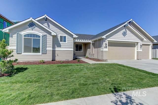 1665 N Greenville Ave., Kuna, ID 83634 (MLS #98766450) :: Story Real Estate