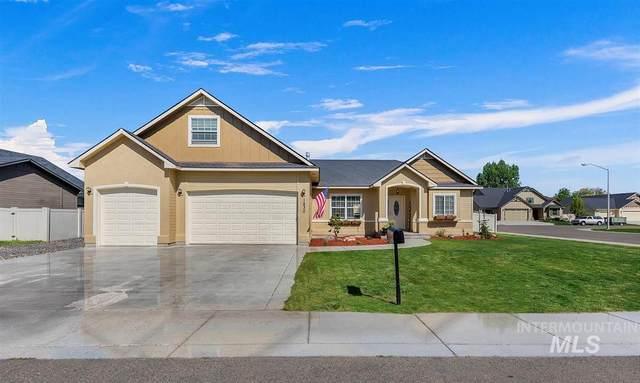 1830 Walnut Ave., Fruitland, ID 83619 (MLS #98766458) :: Jon Gosche Real Estate, LLC