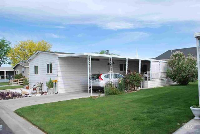 1605 Grandview Drive N #4, Twin Falls, ID 83301 (MLS #98766465) :: Story Real Estate