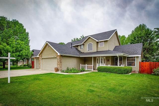 2677 E Timberland Dr, Eagle, ID 83616 (MLS #98766494) :: Jon Gosche Real Estate, LLC
